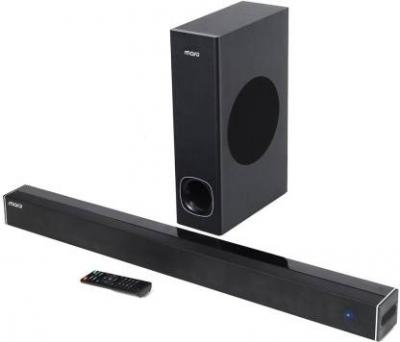 MarQ by Flipkart FS62LS 80 W Bluetooth Soundbar (Black, 2.1 Channel)
