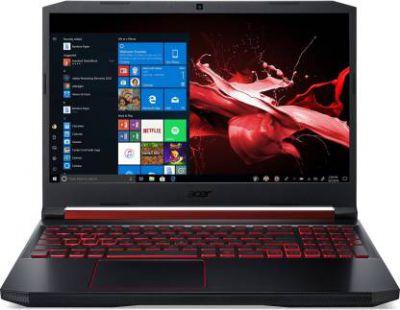 Acer Nitro 5 Ryzen 5 Quad Core - (8 GB/1 TB HDD/Windows 10 Home/4 GB Graphics/AMD Radeon RX 560X) AN515-43 Gaming Laptop  (15.6 inch, Obsidian Black, 2.3 kg)