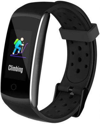 10.or Crafted for Amazon Move Fitness Band with Full Colour Screen