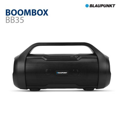 Blaupunkt BB35 30W Boombox Portable Bluetooth Speaker with 3000Mah Battery,TWS Connection and IPX5 Water Resistant