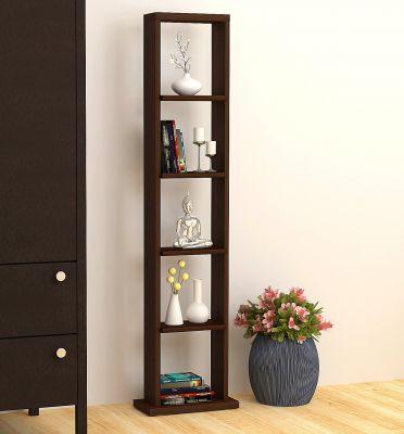 Bluewud Walten Bookshelf (Wenge)