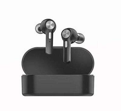 fiado True Wireless Earbuds f9 bluetooth5.0 high bass HD Sound Stereo Bluetooth Earphone with Charging case