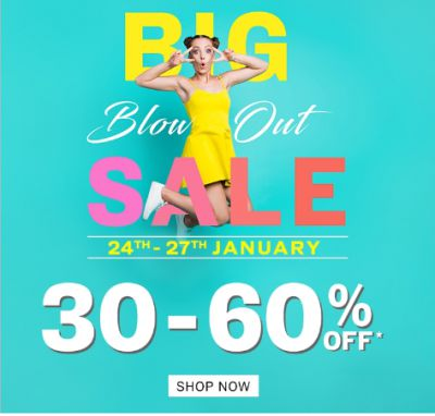 NNNOW Big Blowout sale: 30% to 60% Ogg