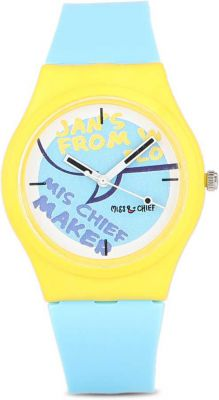 Miss & Chief Wrist Watchs For Boys & Girls