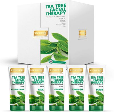 Richfeel Tea Tree Facial Therapy 125gm