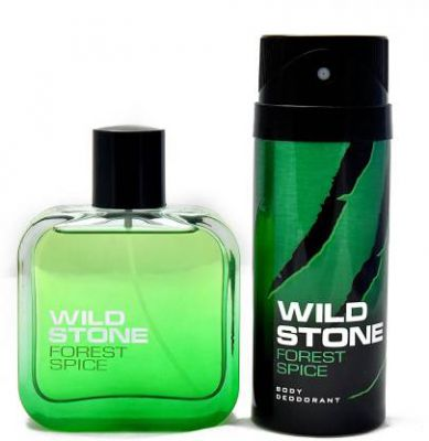 Wild Stone Forest Spice Deodorant and Perfume Body...