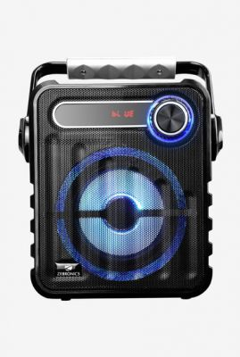 Zebronics Buddy 5W 3.1 Channel Bluetooth Speaker (Black)