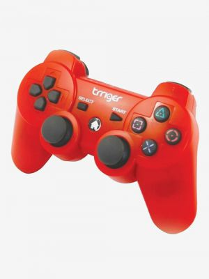Trriger PS3 Wireless Controller Gamepad (Red)