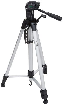 AmazonBasics 60-Inch Lightweight Tripod with Bag (2 Pack)