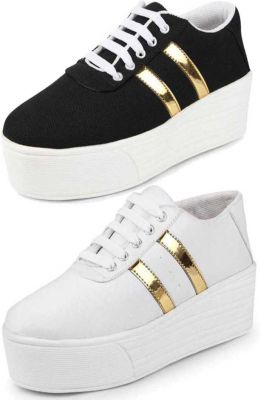 Shoefly Combo-(2)-1044-993 Sneakers For Women