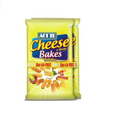 Act II Cheese Bakes Combo, 55g (Buy 1 Get 1 Free)