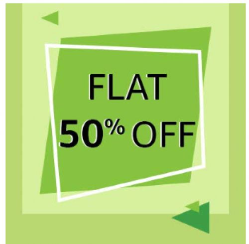 Amazon Pantry Flat 50% Off Zone: Minimum 50% Off on Grocery, Oil, Sugar & More