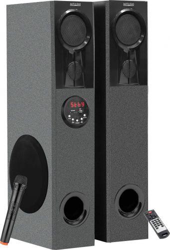 Mitashi 2.0 Ch. TWR 875 BT 5500 Watts PMPO Tower Speaker with Bluetooth