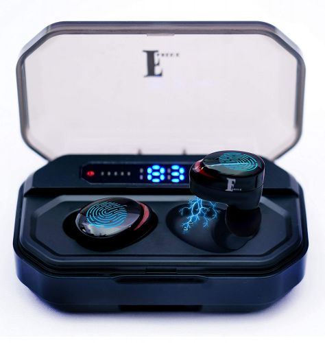 Fablue®Powerbuds Latest Touch Sensor Control True Wireless in-Ear Earbuds