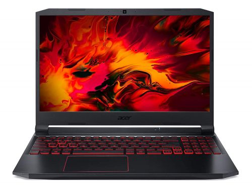 Acer Nitro 5 AN515-55 15.6-inch 144Hz Display Gaming Notebook, Obsidian Black
