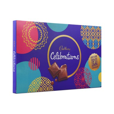 Cadbury Celebrations Assorted Chocolate Gift Pack,...