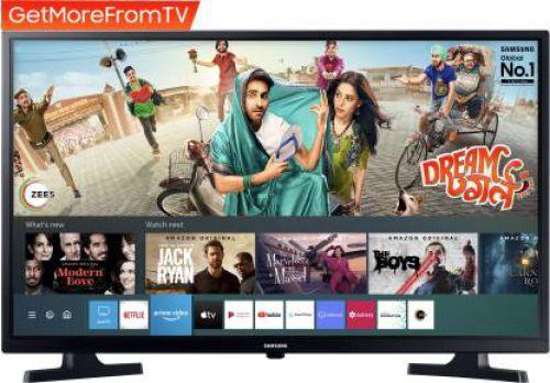 Samsung 80cm (32 inch) HD Ready LED Smart TV (UA32T4340AKXXL)...