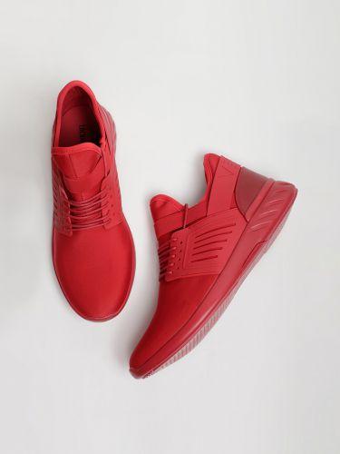LOCOMOTIVE Men Red Sneakers...