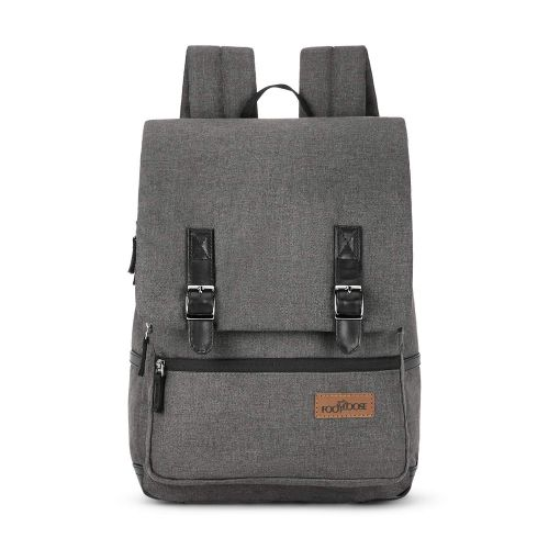 Footloose by Skybags UNISEX 23 Ltrs Dark Grey Casual Backpack