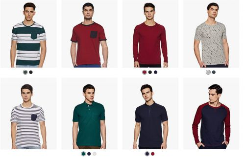 Men T-Shirts and Shirts By Amazon Brand - Inkast Denim Co.
