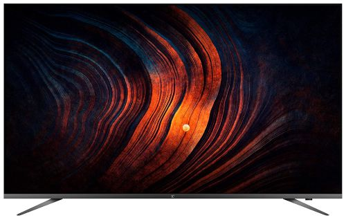 OnePlus U Series 138.8 cm (55 inches) 4K Ultra HD LED Smart Android TV 55U1 (Black) (2020 Model)
