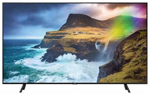 Samsung 138 cm (55 Inches) 4K QLED LED Smart TV QA55Q70RAKXXL (Black) (2019 Model)