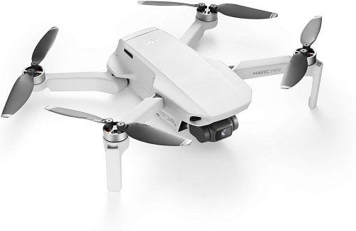 DJI Mavic Mini Nano Drone (Grey) | 12MP Camera | 2.7K Video Recording | Intel Processor | Up to 30 mins of Flight time