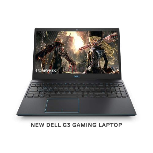 DELL Inspiron 15-3500 Gaming 15.6-inch FHD Laptop (10th Gen Core i7-10750H/8GB/512GB SSD/Windows 10 Home Plus & MS Office/NVIDIA1650 Ti Graphics), Eclipse Black