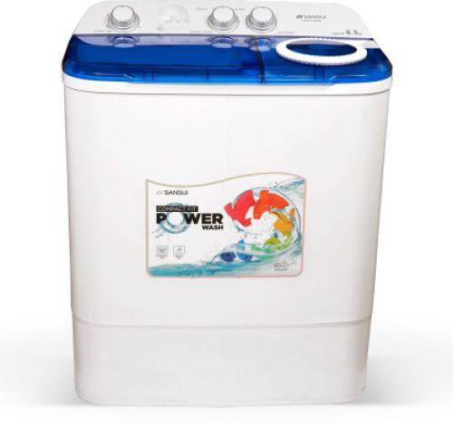Sansui 6.5 kg Powerful Spin, Breeze Dryer Technology