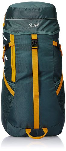 Skybags Sonic 49 Ltrs Green Rucksack