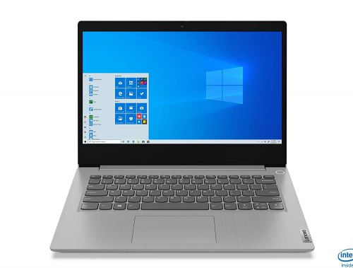 Lenovo Ideapad Slim 3i 10th Gen Intel Core i5 14 inch FHD Thin and Light Laptop (8GB/512GB/Windows 10/MS Office/Grey/1.6Kg), 81WD00AVIN