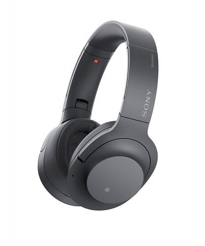 (Renewed) Sony WH-H900N Wireless Digital Noise Cancellation Headphones with Touch Sensor