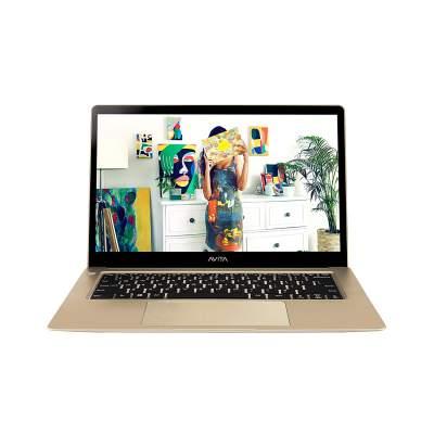 AVITA Cosmos NS14A1IN504P 14-inch Laptop (7th Gen Core i5-7Y54/8GB/256GB SSD/Windows 10/Intel HD 615 Graphics), Champagne Gold