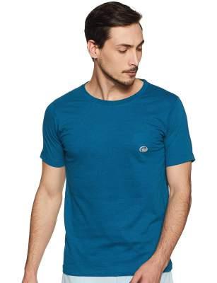 Chromozome Men's Plain T-Shirt