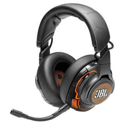 JBL Quantum ONE USB Wired Over-Ear Professional Gaming Headset