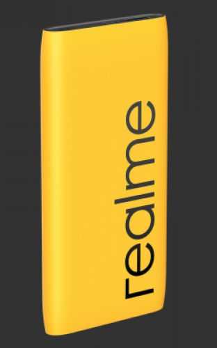 realme 10000 mAh Power Bank (Quick Charge 2.0, Quick Charge 3.0)