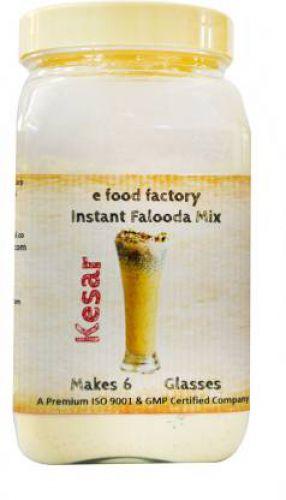 E Food Factory Kesar Instant Falooda Mix 200 g
