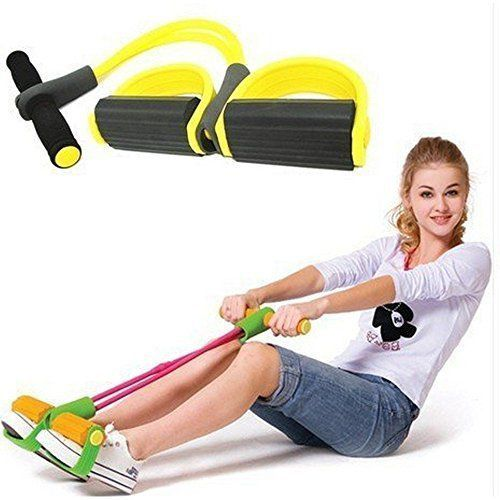 MOSHTU Fitness Exercise Abs Workout Training Gym Pull Reducer