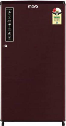 MarQ by Flipkart 170 L Direct Cool Single Door 2 Star (2020) Refrigerator (Solid Wine, 170BD2MQR)