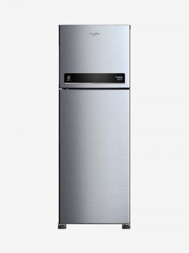 Whirlpool 292L 3 Star (2019) Frost Free Double Door Refrigerator(Cool Illusia Steel, NEO DF305 PRM )