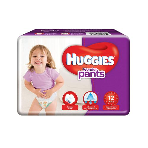 Huggies Wonder Pants Large Size Diaper Pants (20 Count)...