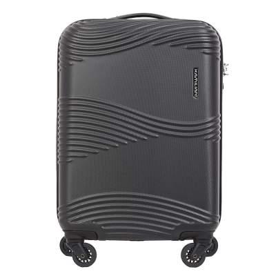 Kamiliant Kam Teku ABS 55 cms Petrol Blue Hardsided Cabin Luggage (KAM TEKU SP 55cm TSA - PET BLU)...