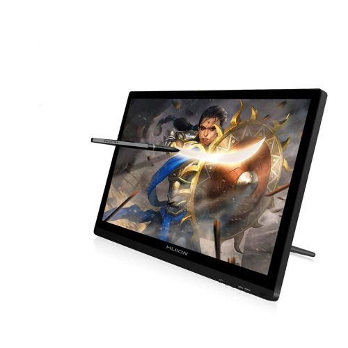 HUION GT-191 Digital Graphics Drawing Tablet Monitor with 19.5 Inch HD Screen 8192 Pen Pressure Display for Windows and Mac PC...