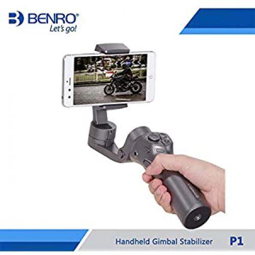 Benro Phonographer P1 Handheld Gimbal Stabilizer for Smartphone (Black)
