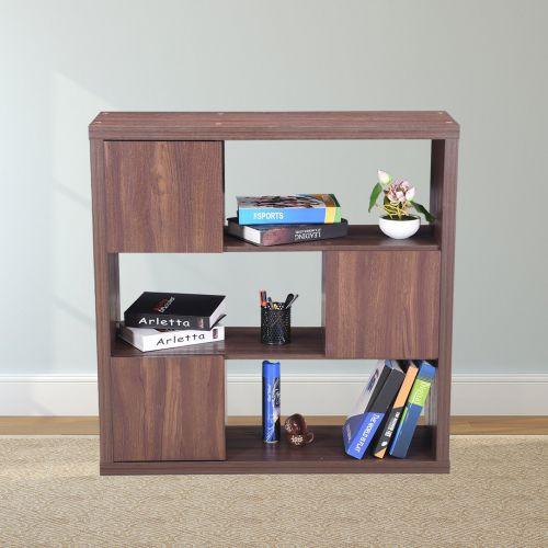 Royaloak Libra Book Shelf (Brown)
