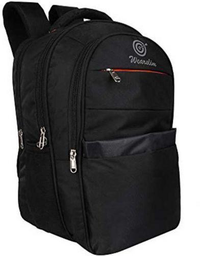 Wearslim 15.6 inch Laptop Backpack (Black)