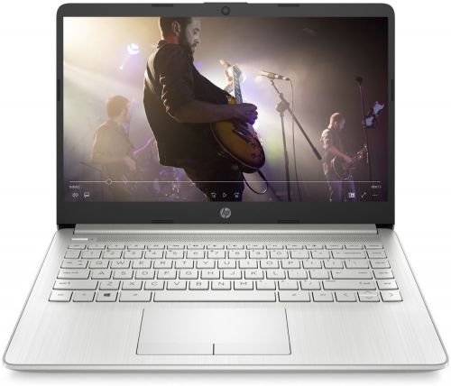 HP 14s Core i5 10th Gen - (8 GB/1 TB HDD/256 GB SSD/Windows 10 Home) 14S-ER0003TU Thin and Light Laptop  (14 inch, Natural Silver, 1.51 kg, With MS Office)