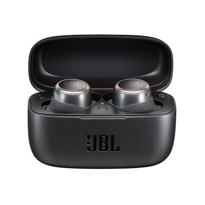 JBL Live 300TWS True Wireless in-Ear Headphones with 20 Hours Playtime, Built-in Voice Assistant & Bluetooth 5.0