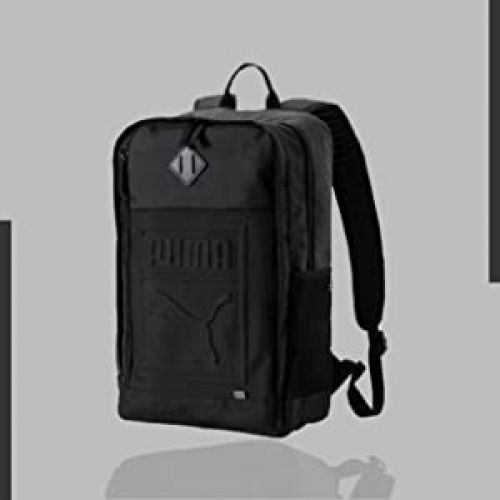 Puma S Backpack Black