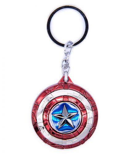 Captain America Keychain - Shield
